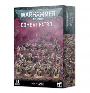 Combat Patrol: Death Guard (Box damaged)