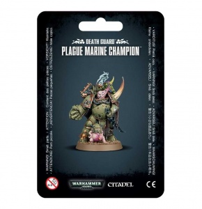 Death Guard: Plague Marines: Champion