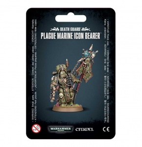 Death Guard: Plague Marines: Icon Bearer