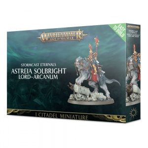 Easy to Build: Astreia Solbright Lord-Arcanum