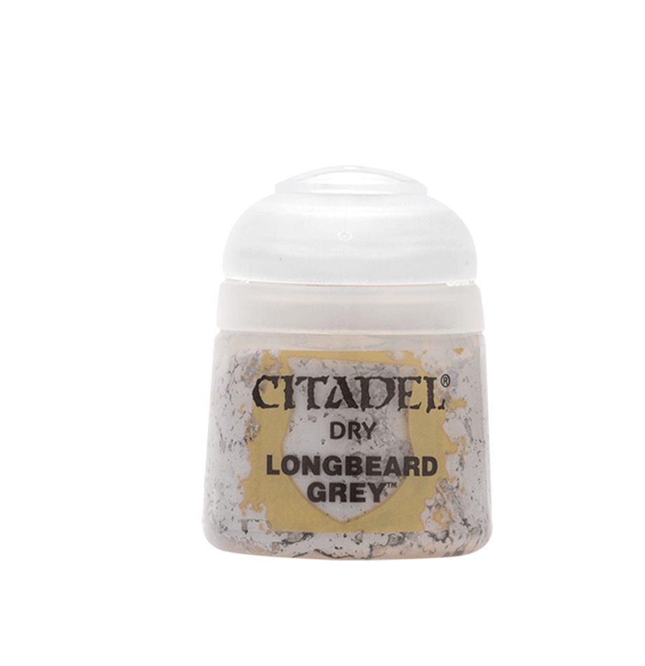 Dry: Longbeard Grey (12ml)