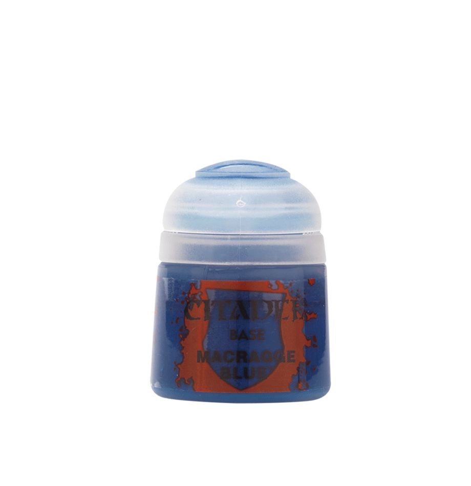 Base: Macragge Blue (12ml)