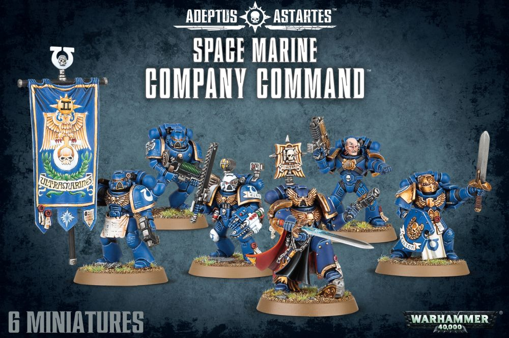 Space Marines: Company Command