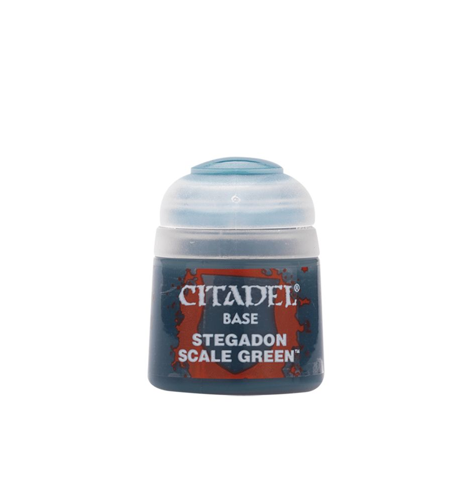 Base: Stegadon Scale Green (12ml)