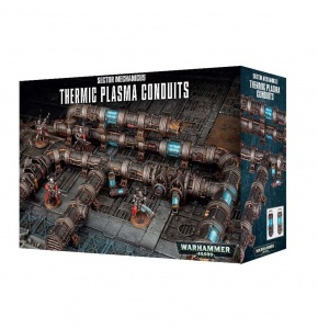 Warhammer 40k: Thermic Plasma Conduits